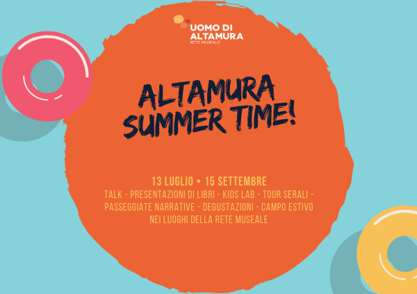 Altamura Summer Time!
